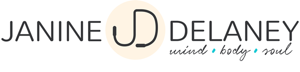 Janine Delaney Wellness Coach Logo